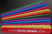 Tennis Slapbands